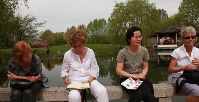 Chinesischen Garten 2012 7