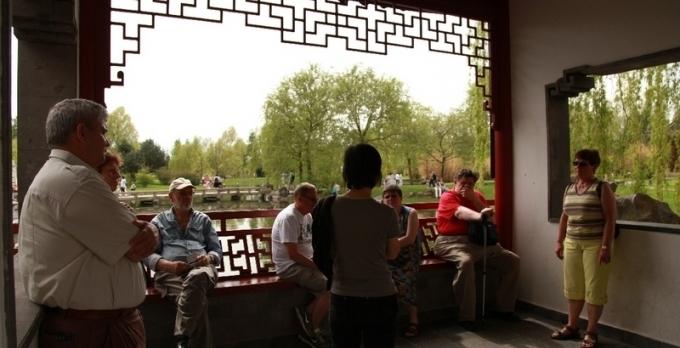 Chinesischen Garten 2012 1