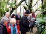 Führung durch die Gewächshäuser des Botanischen Gartens