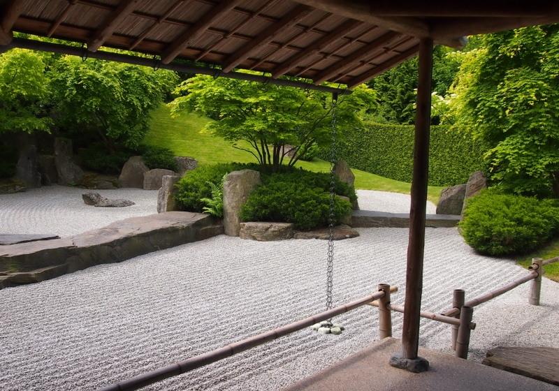 Japanische Garten 1