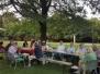 Picknick in den Gärten der Welt