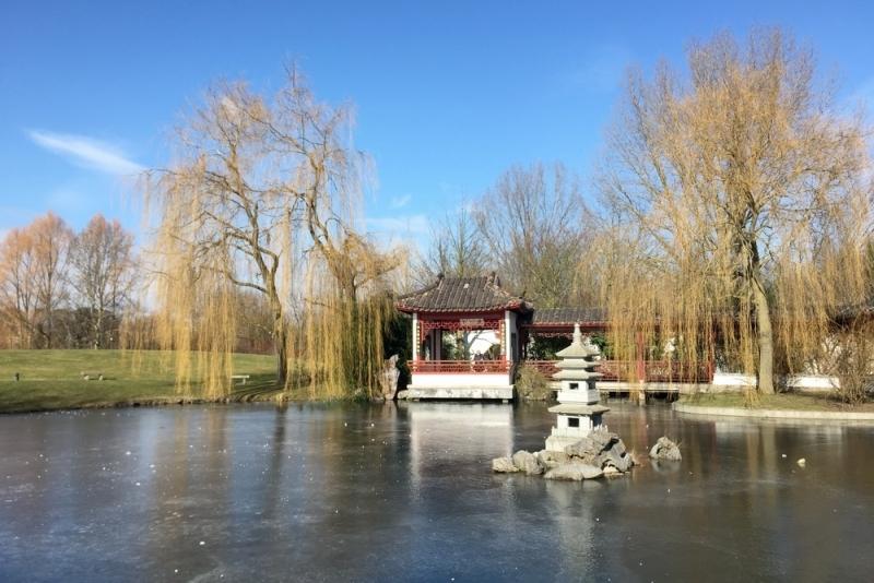 Der Chinesische Garten