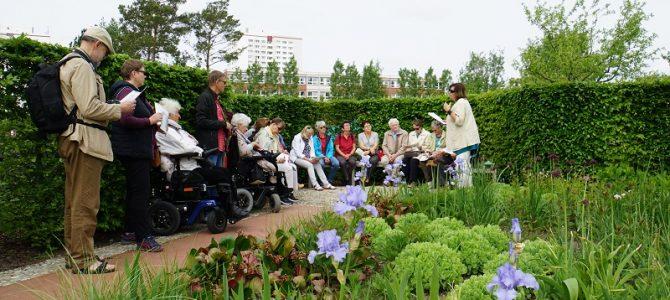"""Pflanzenvielfalt in den Gärten der Welt – Eine Lehrstunde zum Thema """"Bürger, schützt Eure Anlagen!"""""""